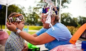 Creative Family Fun at Garden City's Festival Fete