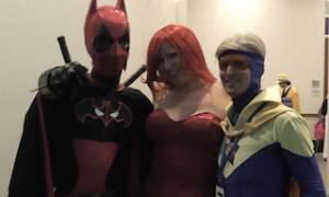 Rhode Island Comic Con: Year Two!