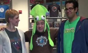 Nick's Sci-Fi Corner -- Aliens with Benefits