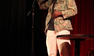 Local and National Poets Slam the Mic at AS220