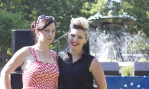 Get a Taste of the Weekend at the Burnside Park Music Series