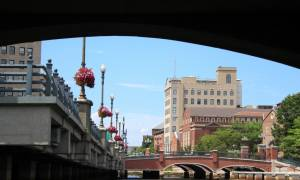 Boat Tours Offer a New View of Providence
