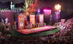 Shakespeare in the Park: A Summer Tradition