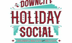 The Downcity Holiday Social Is Back and Better Than Ever