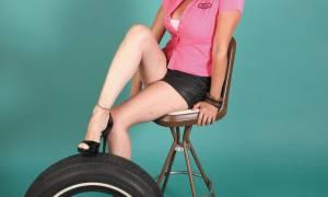 Pin-Up: Leah Schroeder
