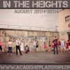 Academy Players Brings Washington Heights to RI