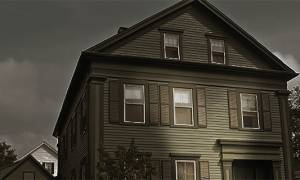 Locale Profile: The Murder House -- My Snowy Night at Lizzie Borden's