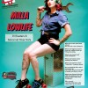 Pin-up: Milla LowLife, Rhode Island Riveters and Sakonnet River Roller Rats
