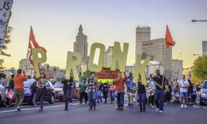 PRONK! Raises Voices and Instruments for Change