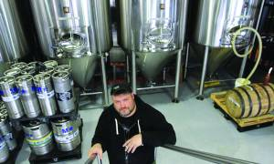 Talking Beer with Sean Larkin