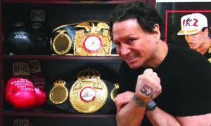 An Interview with Boxing Great Vinny Paz