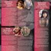 2017 Tattoo Issue Center Spread - Artist Profiles