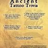 Ancient Tattoo Trivia