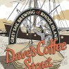Got Beer? Grey Sail's Dave's Coffee Stout