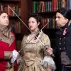 Norton Singers' Scarlet Pimpernel Leaves Audiences Whistling