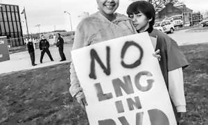 No LNG in PVD