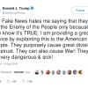 Doublethink: Make America Non-Orwellian Again