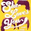 Book Review: Ann Hood's She Loves You Yeah, Yeah, Yeah