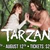 Tarzan The Musical Swings into the Stadium
