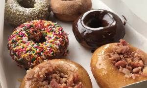 Nice and Easy: Roll In to Proud Mary's Donuts