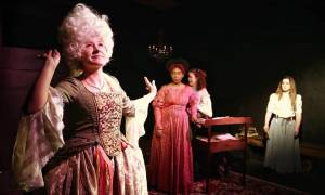 The Revolutionists:  A Retelling of Herstory