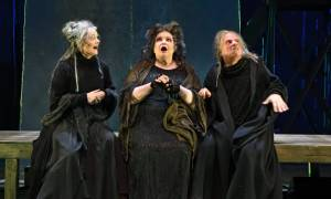 Something Wicked This Way Comes: Trinity's Macbeth fails to recognize the price of ambition