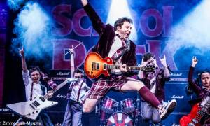 School of Rock Rocks!