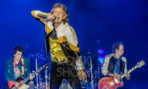 Keep On Moving: Exile at The Razor - Rolling Stones at Gillette Stadium, Foxboro on July 7