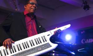 Is This Jazz? Axes at the Fort: The Newport Jazz Festival returns