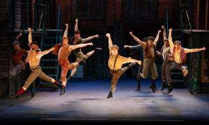 Extra! Extra! TBTS Newsies Is a Heartwarming Theater Experience