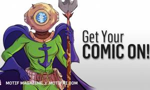 Get Your Comic On! RI Comic Con brings the geeks to the streets