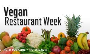 PVD Vegan Restaurant Week Is Here