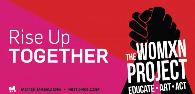 Rise Up Together: The Womxn Project to announce their next legislative agenda