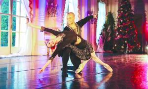 Time to Dance, Sugar Plum!: 'Tis the season for holiday dance to hit the stage
