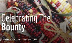 Celebrating the Bounty: Indigenous Chef Sherry shares more than just her native cuisine