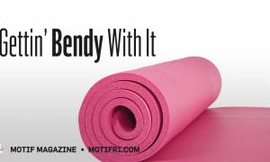 Gettin' Bendy with It: Can yoga help reduce anxiety?