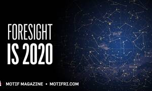 Foresight Is 2020: The world is in uproar
