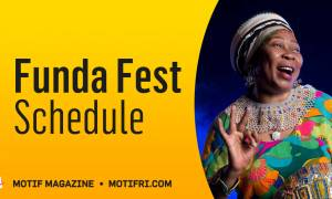 Funda Fest 22 Schedule of Events